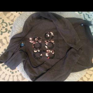 Adidas Hooded Pullover Sweatshirt Hoodie